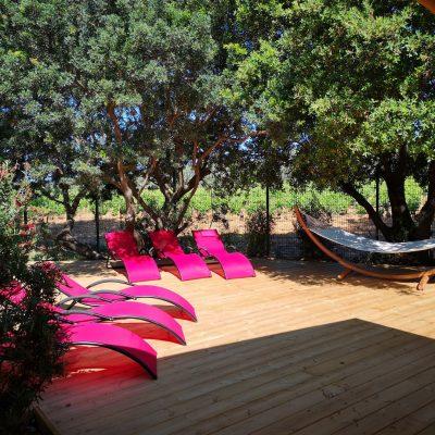 La Villa des Copains® - Camping Var avec jacuzzi privatif