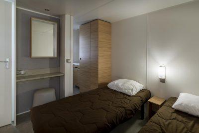 Camping Côte d'Azur - mobile-home famille tout confort