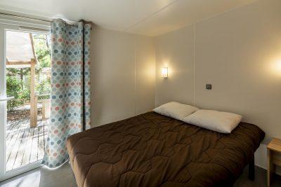 Mobile-home Premium en vacances en camping - Confort dans le Var