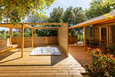 Spa jacuzzi - Villa vacances - location famille