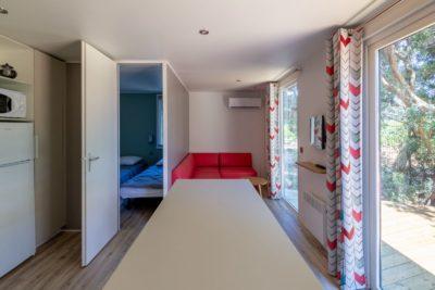 Villa pièce à vivre - vacances - famille nombreuse