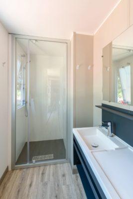 Villa - salle d'eau - douche - vacances premium Var