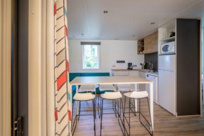 cuisine villa - var vacances - mobile home 1
