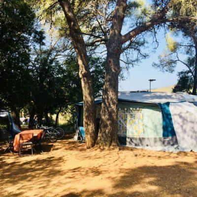 Emplacements très grands camping Hyères et La Londe