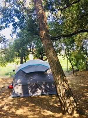 Tentes et caravanes sont les bienvenues dans notre camping !