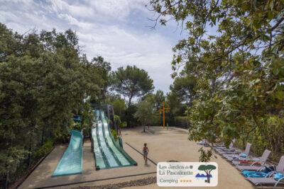 Vacance Bord de mer Piscine Enfants Jeux aquatiques